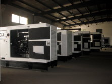 150KVA, 300KVA, 450KVA UK Perkins Generators Ship to Africa