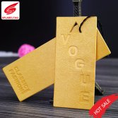 Paper Hang Tag With Stamp Logo
