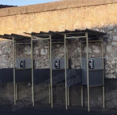 J&R′s Vandal Resistant Telephone Applied on Mexican Prison