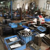 Machine Parts Processing Workshop