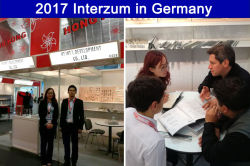 2017 Interzum in Germany
