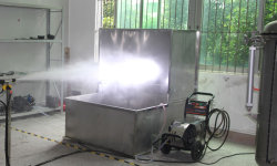 LED Water Spray Test
