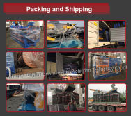 Shipping and packaging