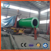 50000t/y rotary dryer for organic fertilizer to Nepal