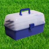 Plastic Fishing Tackle Case (0415)
