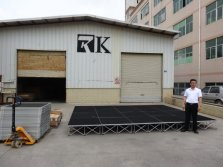 RK FACTOTY Portable stage