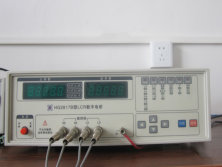 Testing Equipments-Capacitance Meter