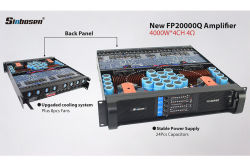 FP20000Q power amplifier capacitor upgrade