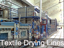 Textile Drying Lines