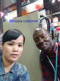 Ethiopia customer