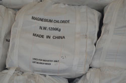 Packaging of Magnesium Chloride in Tonnage