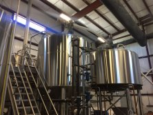 3000L Brewery Turnkey Project