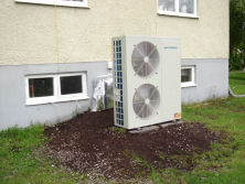 Sweden House Heating Project