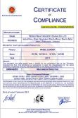 CE certificate of wheel loaders