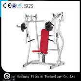Oushang developed the Hammer Strength machine