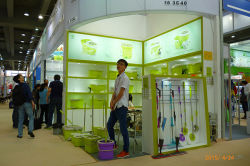 117th Canton Fair -- Booth No. 16.3-C40