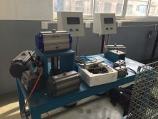 Actuator testing equipment