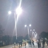 Ethiopia-9m120w led street light