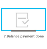 Balance Payment Done