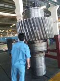 The big shaft that our factory made