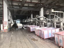 Our dyeing house department