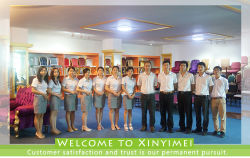 Xinyimei sales team