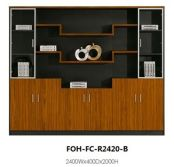 FOH Custom Design Antique Wooden Office File Cabinet