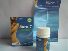 Hot Burn 7 Slimming Capsule Weight Loss Diet Pills