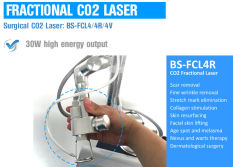 Veterinary CO2 Surgical Laser 15W portable CO2 surgical laser