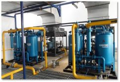 KDR Series desiccant Type CNG Dryer Installed in Indonesia 2013