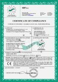 CE Certificate of Wire Bending Machine