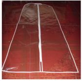 pvc suit cover garment bag clear transparent garment bags dress cover
