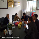 Turkey Customer Visit Our Factory