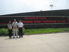 Hwawin Solar Technology Co., Ltd.