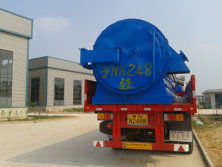 Special design 15TPD Tyre pyrolysis machine for Guangxi customer