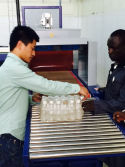 Service -Training For Nigeria Client