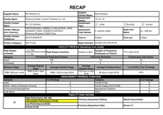 Costco Audit Report