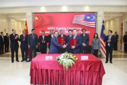 SANY SIGNS MAJOR HOUSING CONTRACTS WITH MALAYSIA