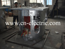 500kg Induction Smelting Furnace