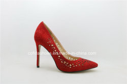 Newest Comfort Fashion Hand-made Women Bridal Shoes