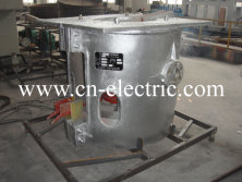 0.5t Induction Melting Furnace
