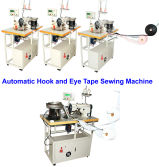 Automatic Hook and Eye Tape Sewing Machine CE: Xd-F1 Xd-F1