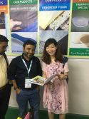 with rebonded foam manufacturer