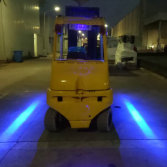 led warning light for forklift