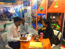 IAAPI AMUSEMENT EXPO in India,2017