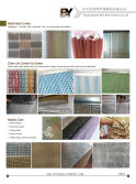 Metal Mesh Curtain/Chain Link Curtain Fly Screen/Metallic Cloth