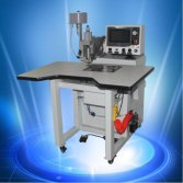 Automatic Pearl and Nail Riveting Machine Pearl bead setting string machine for shoes, bags