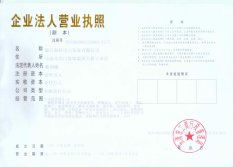 Business License for HAIVO