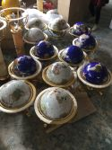 Gemstone Globes with Globe Size 110MM-1000MM