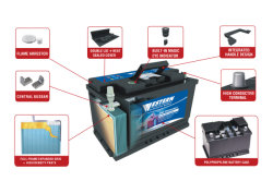 Silver-Calcium Plus Technology for MF Automotive Batteries